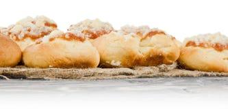 Μπισκότα της Apple Στοκ φωτογραφίες με δικαίωμα ελεύθερης χρήσης