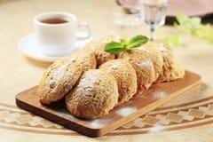 μπισκότα τριζάτα Στοκ Φωτογραφίες