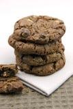 μπισκότα τσιπ choc Στοκ Εικόνες