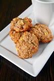 μπισκότα υγιή Στοκ εικόνες με δικαίωμα ελεύθερης χρήσης