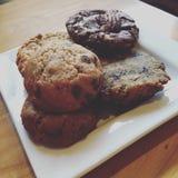 μπισκότα υγιή Στοκ φωτογραφία με δικαίωμα ελεύθερης χρήσης