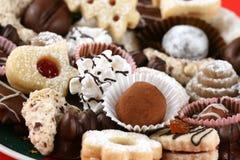 μπισκότα Χριστουγέννων Στοκ φωτογραφία με δικαίωμα ελεύθερης χρήσης