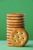 μπισκότα Στοκ Φωτογραφίες