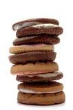 μπισκότα Στοκ φωτογραφία με δικαίωμα ελεύθερης χρήσης