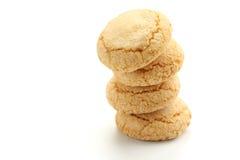 μπισκότα ameretti στοκ εικόνα με δικαίωμα ελεύθερης χρήσης