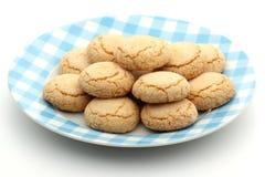 μπισκότα ameretti στοκ φωτογραφίες