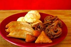 μπισκότα ramadan Στοκ Εικόνα