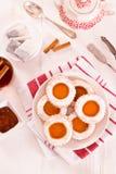 Μπισκότα Teatime Στοκ εικόνα με δικαίωμα ελεύθερης χρήσης