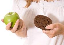 μπισκότο μήλων Στοκ εικόνα με δικαίωμα ελεύθερης χρήσης