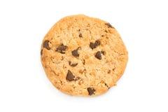μπισκότο σοκολάτας τσιπ Στοκ Φωτογραφία