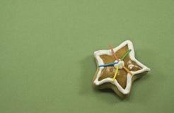 μπισκότο Χριστουγέννων Στοκ φωτογραφία με δικαίωμα ελεύθερης χρήσης