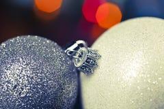 Μπιχλιμπίδια Χριστουγέννων στοκ φωτογραφίες
