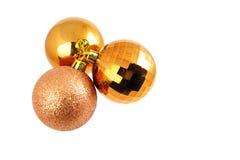 Μπιχλιμπίδι Χριστουγέννων Στοκ εικόνα με δικαίωμα ελεύθερης χρήσης