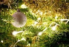 Μπιχλιμπίδι χριστουγεννιάτικων δέντρων Στοκ εικόνες με δικαίωμα ελεύθερης χρήσης