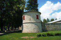 Μπιλιάρδο παλατιών πύργων σε Cetinje Στοκ Εικόνες