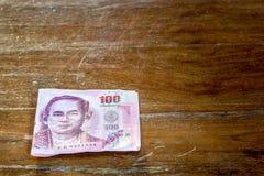 Μπιλ 100 λουτρό Στοκ εικόνες με δικαίωμα ελεύθερης χρήσης