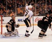 Μπιλ Geuerin, Pittsburgh Penguins Στοκ Εικόνες