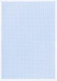 μπλε έγγραφο δικτύου γρ&alph Στοκ φωτογραφία με δικαίωμα ελεύθερης χρήσης
