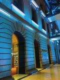 μπλε αίθουσα στοκ εικόνες με δικαίωμα ελεύθερης χρήσης