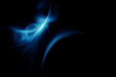 μπλε αίσθηση μαγείας Στοκ Φωτογραφίες