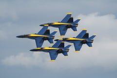 μπλε αγγέλων Στοκ φωτογραφίες με δικαίωμα ελεύθερης χρήσης