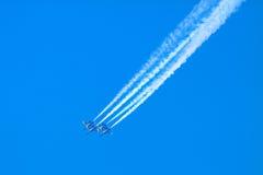 μπλε αγγέλων Στοκ Εικόνα