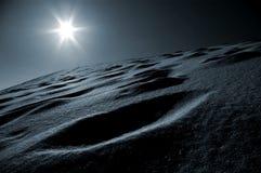 μπλε αμμόλοφος Στοκ Φωτογραφία
