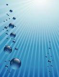 μπλε ανασκόπησης Στοκ φωτογραφίες με δικαίωμα ελεύθερης χρήσης