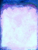 μπλε ανασκόπησης Στοκ Εικόνα