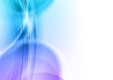 μπλε ανασκόπησης Στοκ Εικόνες