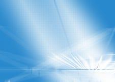 μπλε ανασκόπησης Στοκ εικόνα με δικαίωμα ελεύθερης χρήσης