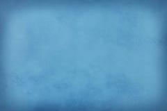 Μπλε ανασκόπηση grunge Στοκ Εικόνες