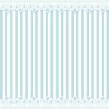 μπλε δαντέλλα πλαισίων αν Στοκ Φωτογραφίες