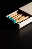μπλε αντιστοιχία Στοκ φωτογραφία με δικαίωμα ελεύθερης χρήσης