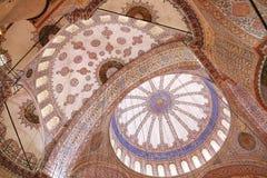 μπλε ανώτατο μουσουλμ&alpha στοκ φωτογραφία με δικαίωμα ελεύθερης χρήσης
