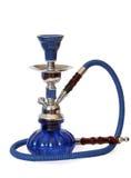 μπλε ασήμι hookah στοκ εικόνες με δικαίωμα ελεύθερης χρήσης