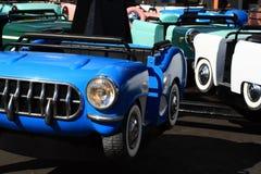 μπλε αυτοκίνητο Στοκ φωτογραφίες με δικαίωμα ελεύθερης χρήσης