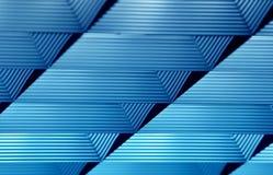 Μπλε αφηρημένη ανασκόπηση Στοκ Εικόνες