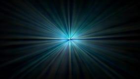 Μπλε αφηρημένο σκοτεινό υπόβαθρο, φως καλειδοσκόπιων, 1920x1080 απεικόνιση αποθεμάτων