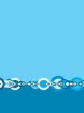 μπλε βάσεων Στοκ φωτογραφία με δικαίωμα ελεύθερης χρήσης