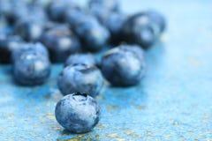 μπλε βακκίνια ανασκόπησης Στοκ φωτογραφία με δικαίωμα ελεύθερης χρήσης