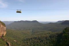 μπλε βουνά της Αυστραλί&alph Στοκ φωτογραφία με δικαίωμα ελεύθερης χρήσης