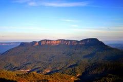 μπλε βουνό της Αυστραλί&alpha Στοκ Εικόνα