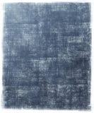 μπλε βρώμικο πλαίσιο ανα&sig Στοκ Φωτογραφία