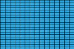 Μπλε γεωμετρικό αφηρημένο σχέδιο Άνευ ραφής γεωμετρικό σχέδιο ελεύθερη απεικόνιση δικαιώματος