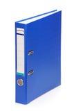 μπλε γραμματοθήκη στοκ εικόνες