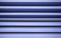 Μπλε δίκτυο κατασκευασμένο Στοκ Εικόνες