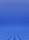 μπλε δίκτυο Στοκ φωτογραφία με δικαίωμα ελεύθερης χρήσης