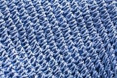 μπλε δίκτυο Στοκ Φωτογραφία