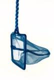μπλε δίχτυ του ψαρέματος στοκ φωτογραφία με δικαίωμα ελεύθερης χρήσης